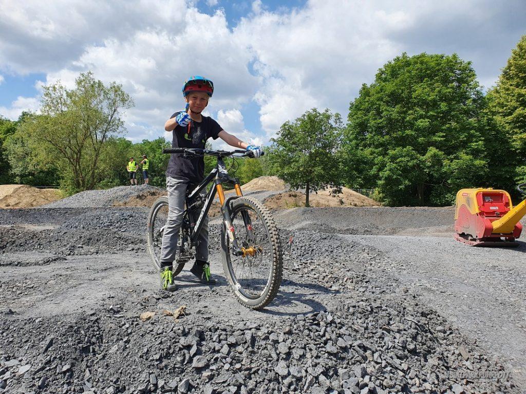 Der 9-jährige Ole ist bereits jetzt voller Vorfreude: Lünen statt Winterberg!