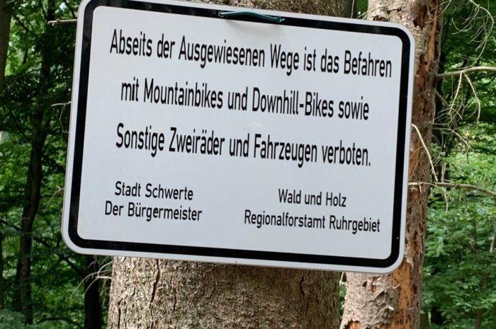 Ebberg – Konstruktive Gespräche für den Erhalt der Mountainbikestrecke