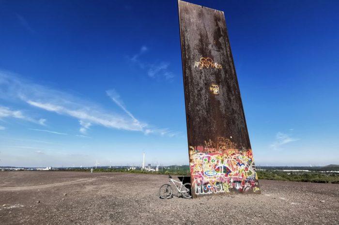 Halde Schurenbach wird zum MTB-Spot – Der Bikepark Ruhrpott bekommt Zuwachs