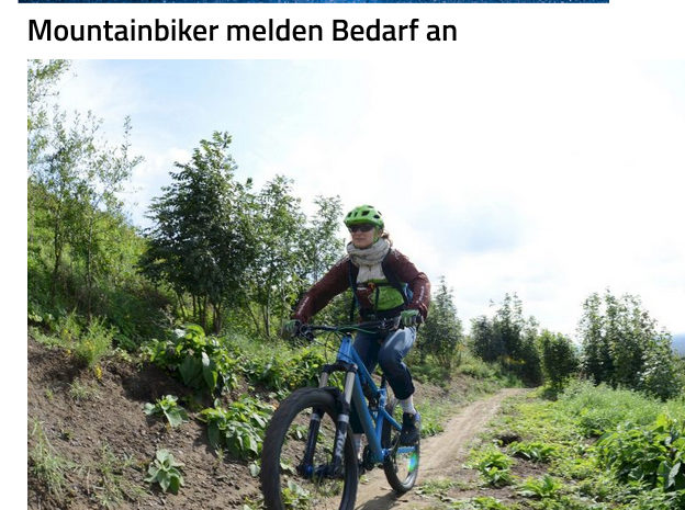 Pumptrack-Mania: Bald auch in Herne?